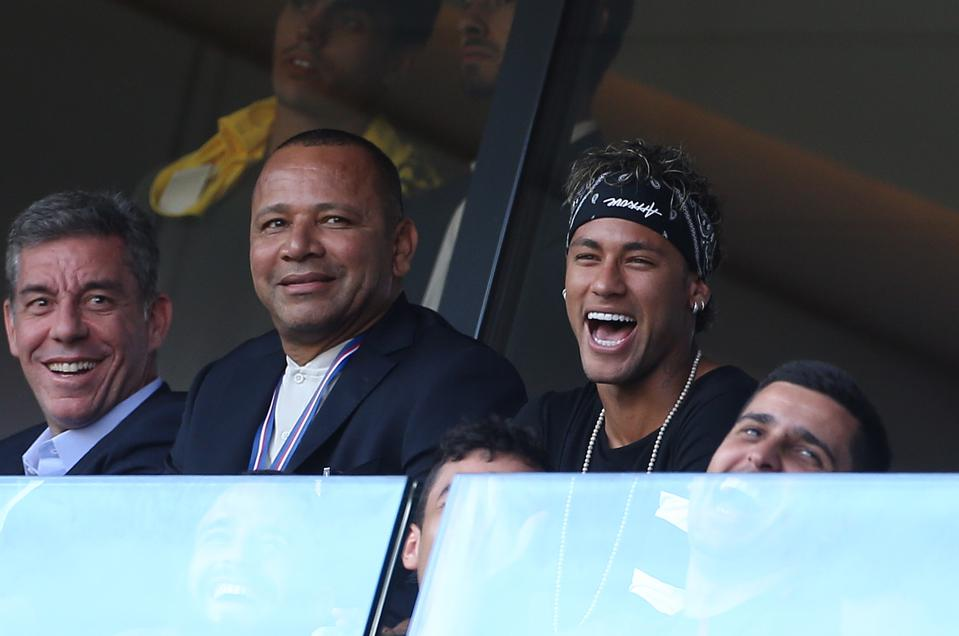 Greed Of Neymar And Father Continues Against Interests Of FC Barcelona