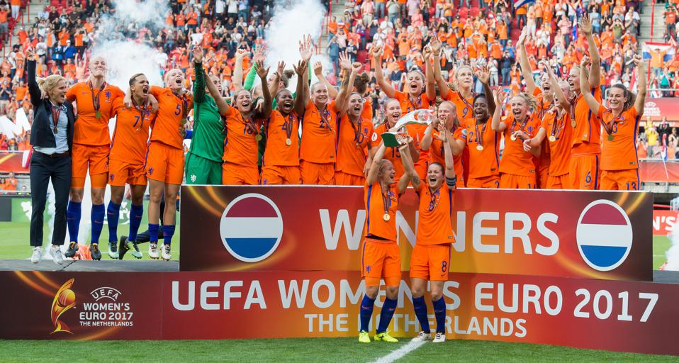 UEFA Moves Women's European Championship In England To 2022
