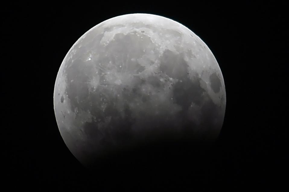 PAKISTAN-SPACE-ASTRONOMY-MOON-ECLIPSE