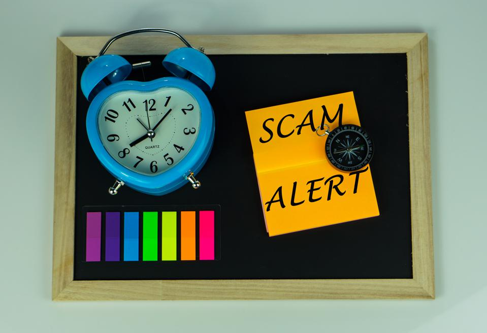The IRS warns about the top 12 taxpayer scams.