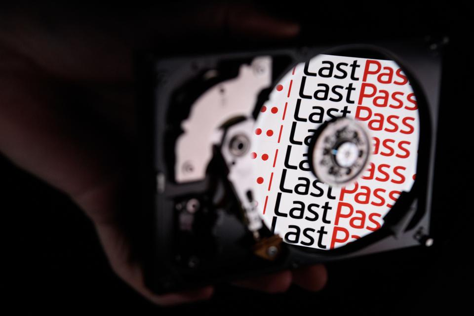 LastPass data request from the government.
