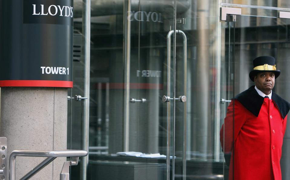 Lloyds Of London Announce Interim Results