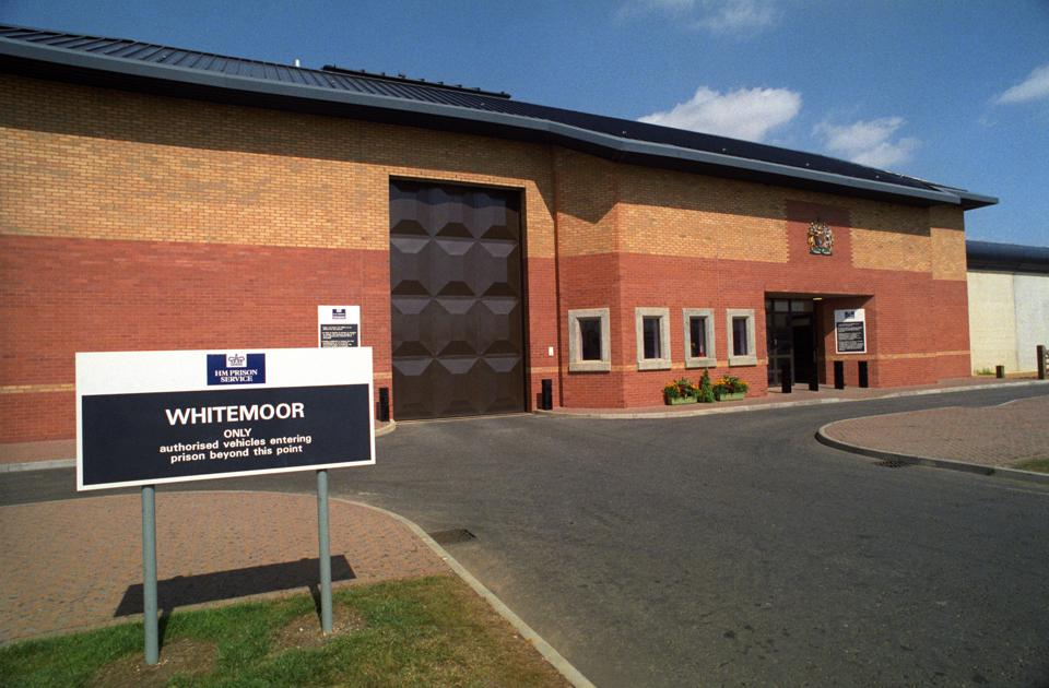 Whitemoor high security prison