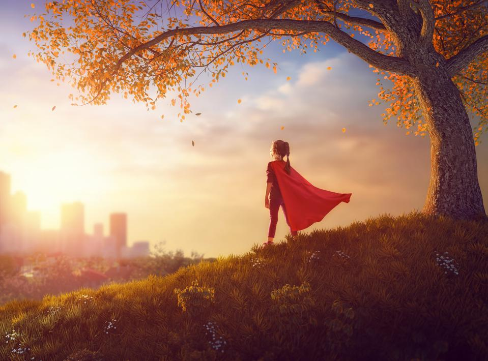 Rest is like your superhero cape to build the resilience you need to change your life.