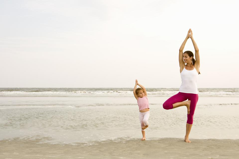 7 Simple Yoga Poses To Help Your Kids Relax