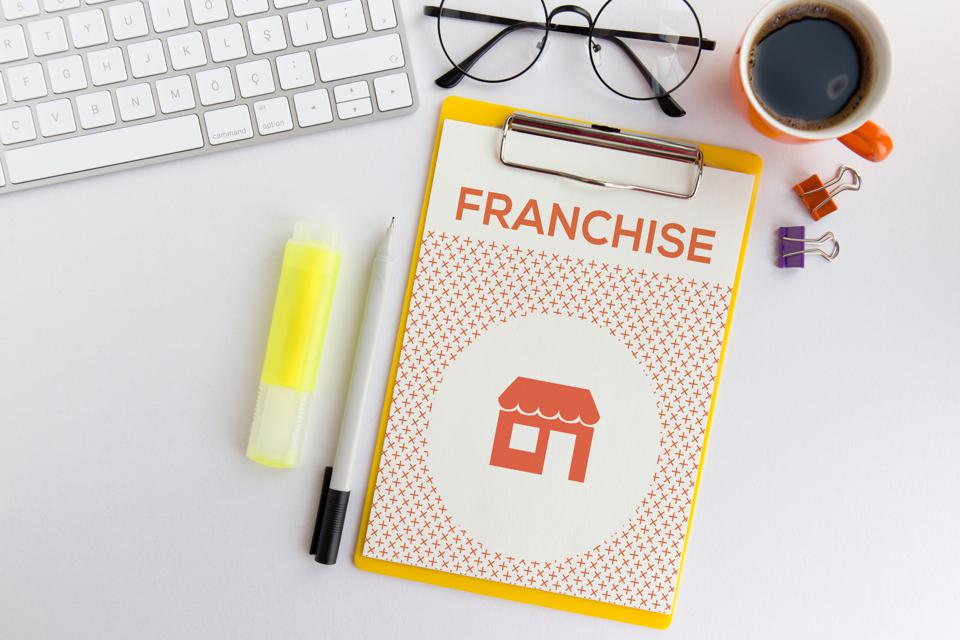 Over 50's in franchising
