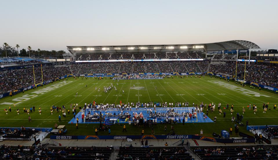 Chargers Are Struggling To Fill Seats Even At A Small