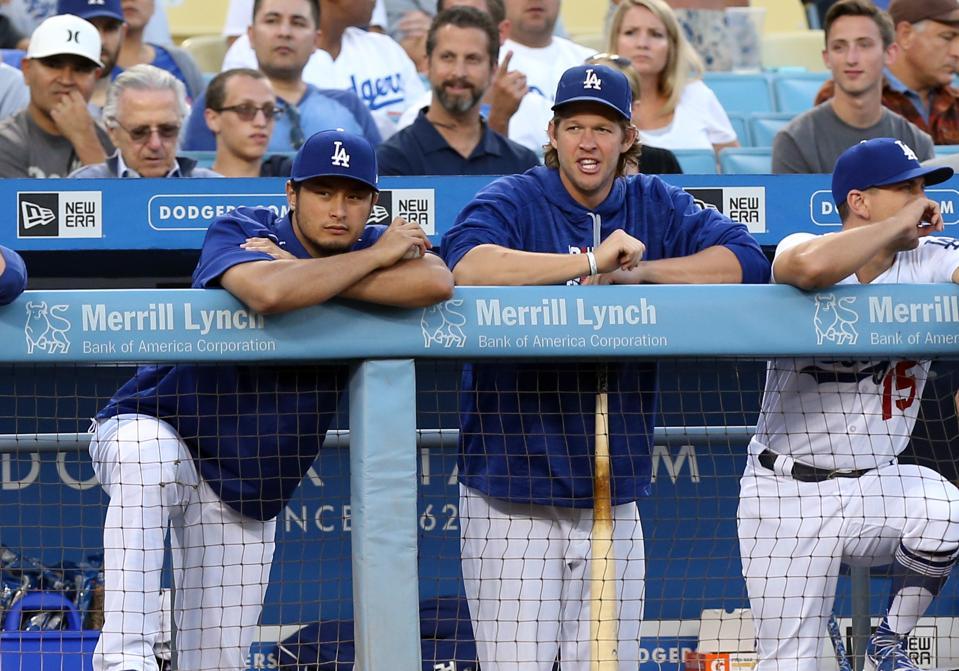 MLB: AUG 15 White Sox at Dodgers