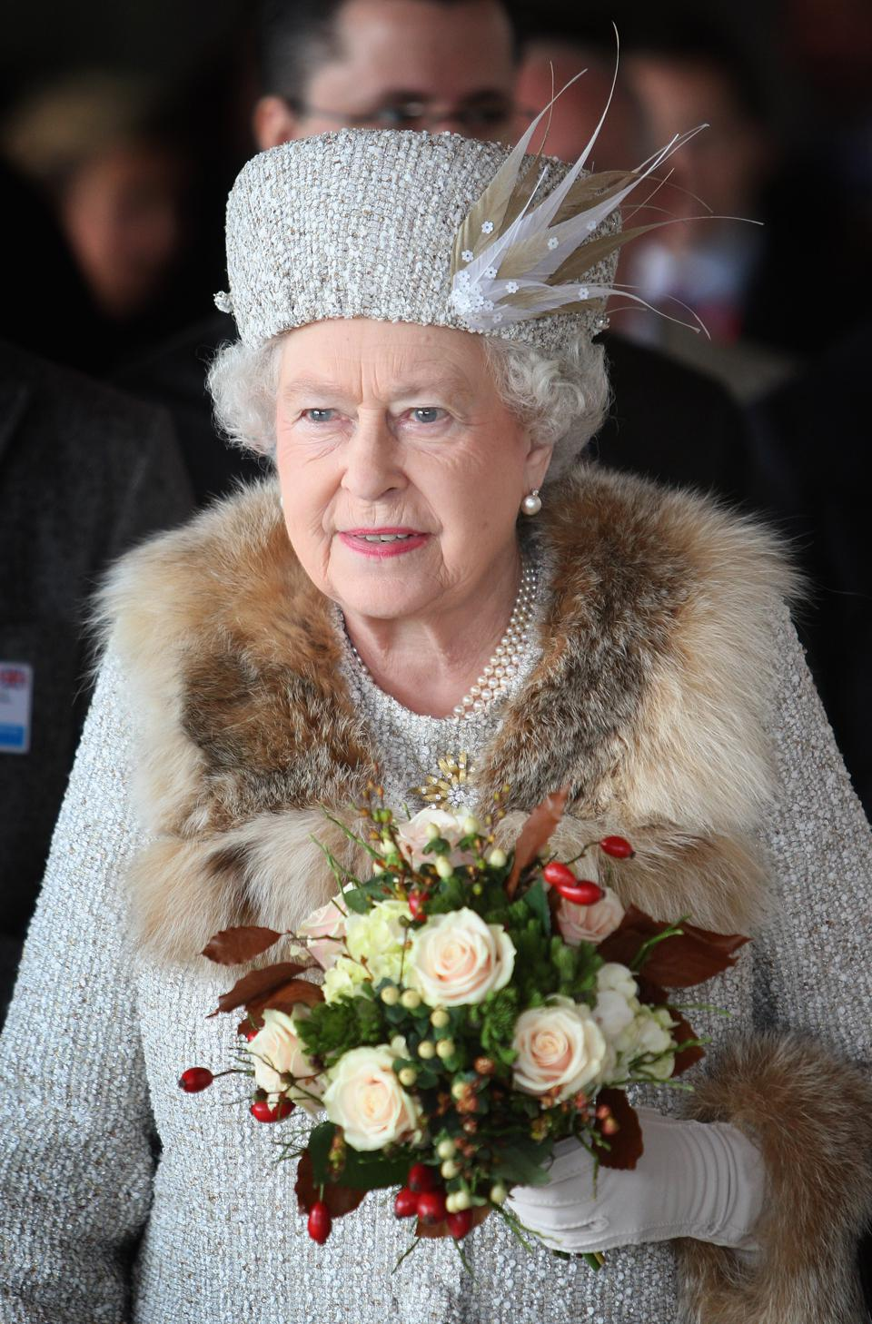 The Queen and Duke of Edinburgh's Tour of Slovakia Day 2