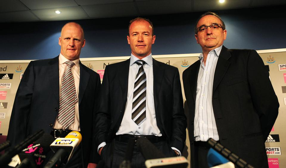 Soccer - Newcastle United - Alan Shearer Press Conference
