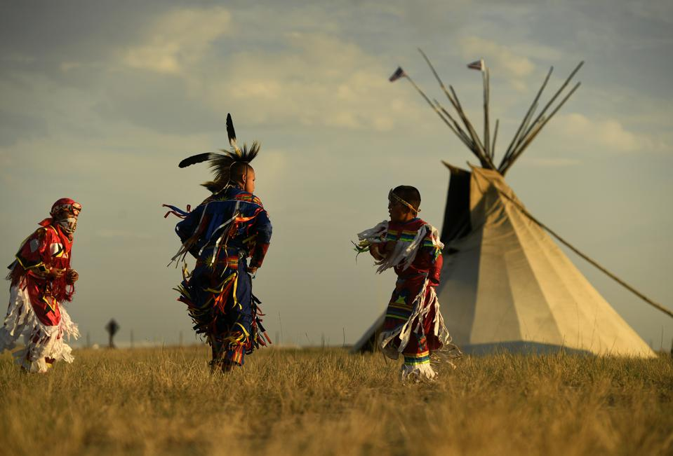 The Great American Indian Land Heist