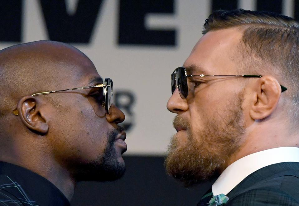 Floyd Mayweather Vs. Conor McGregor: 10 Things You Need To Know About The 'Money Fight'