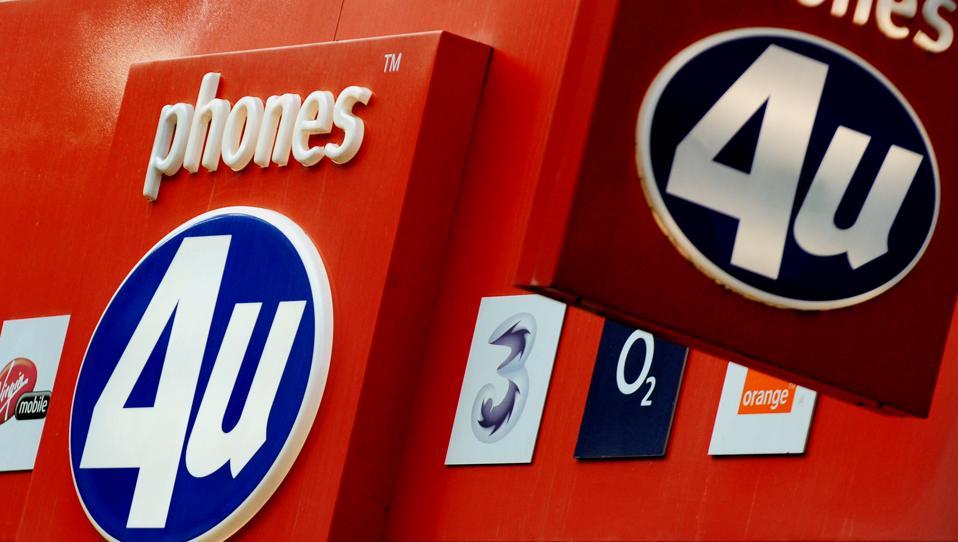 Phones4U - Sheffield