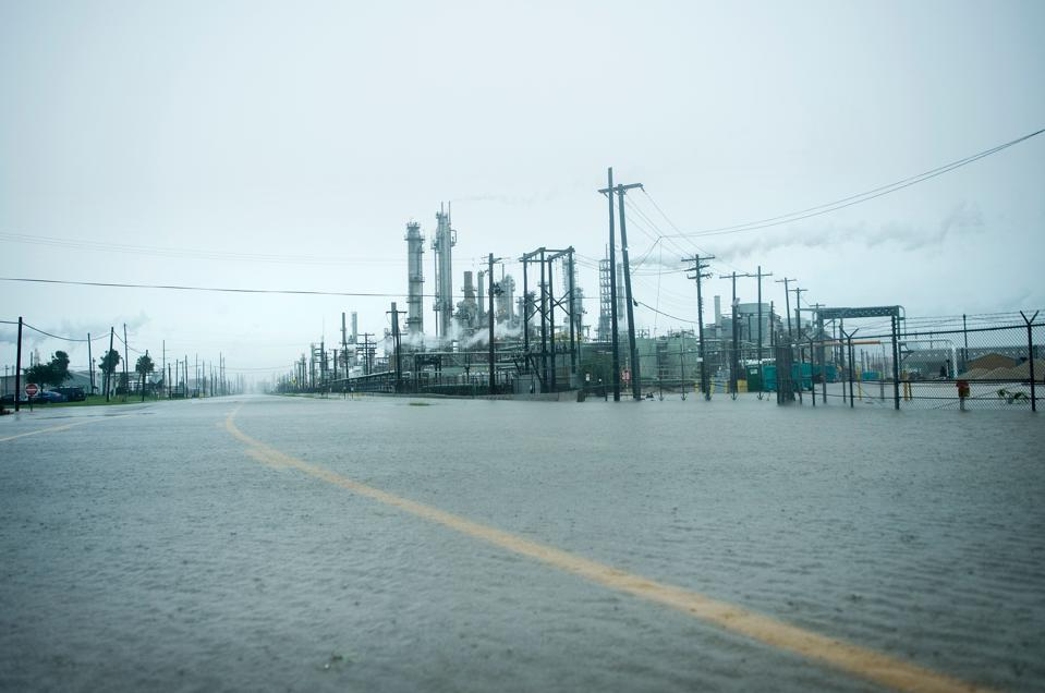 Hurricane Harvey Energy Crisis Could Be Nightmare For U.S. Economy