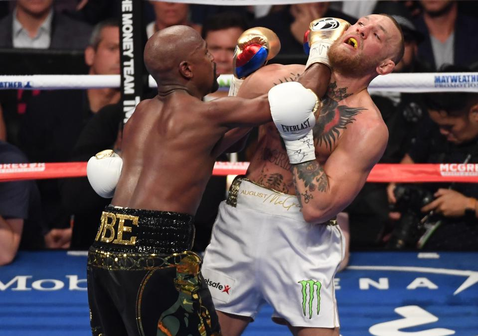 floyd mayweather vs conor mcgregor rematch odds after tko