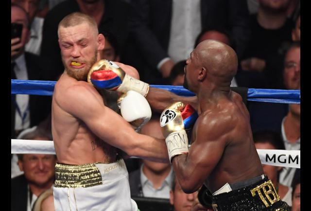 Mayweather Conor