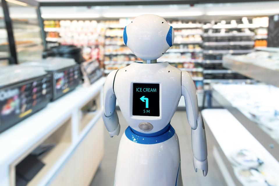 Slow Your Roll Robots: Not Everyone Is Excited About Walmart's Robots