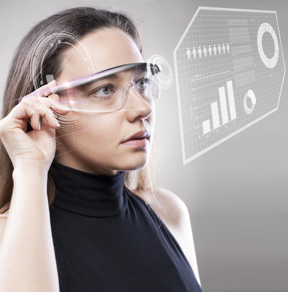AR glasses will bring new computing possibilities to our future.