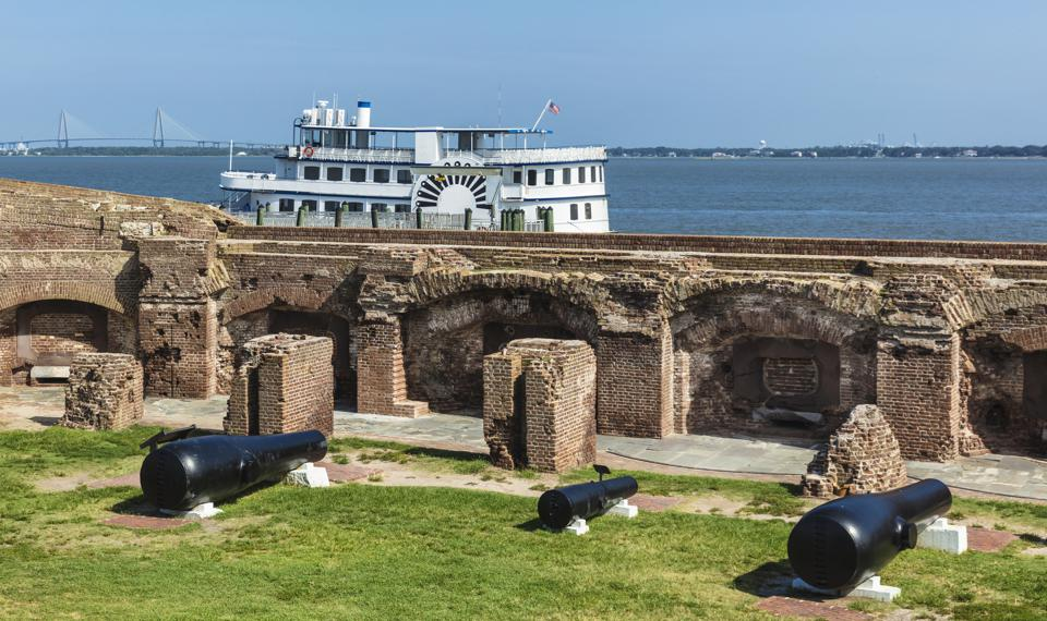 Fort Sumter, Charleston, South Carolina