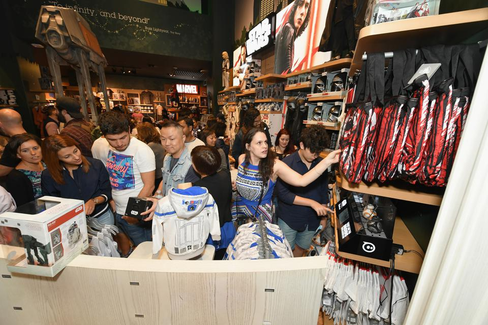 Star Wars Force Friday II Kicks Off with Midnight Store Openings in NYC