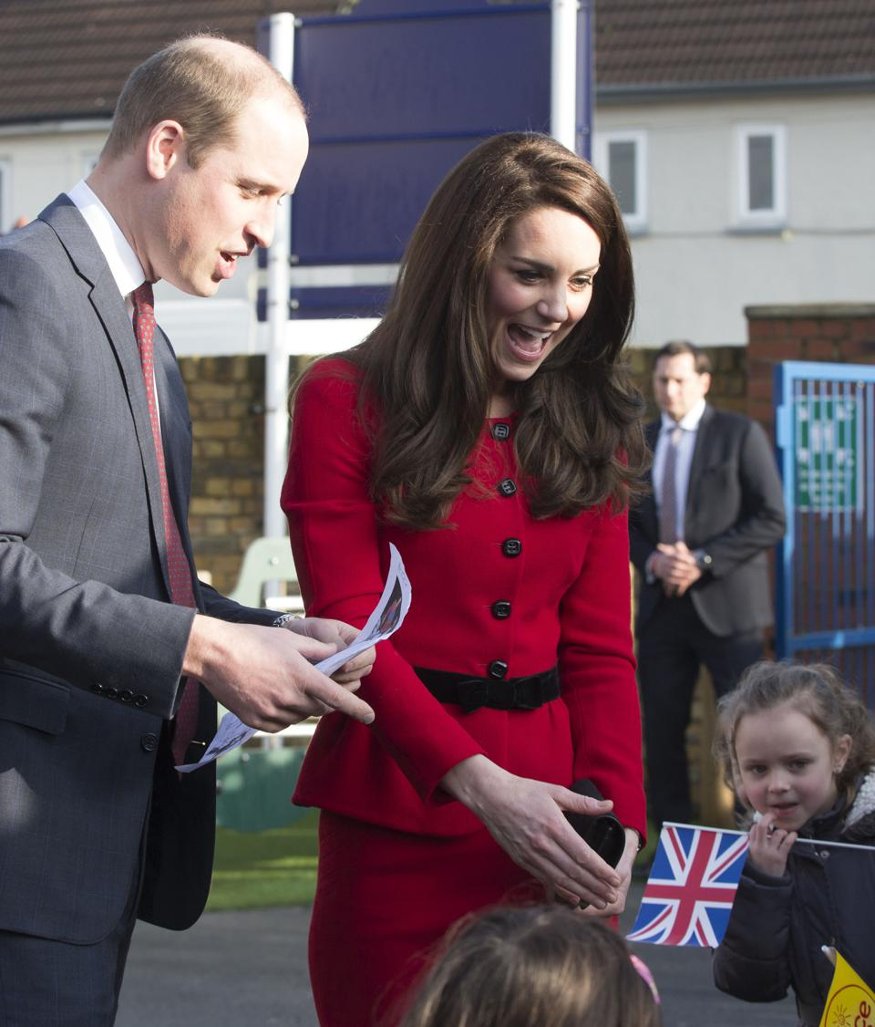 Kate Middleton And Prince William In Paris: The Secrets