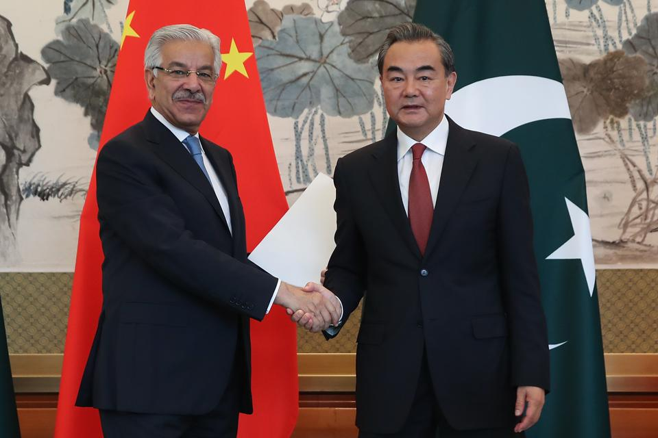 Threats From America Will Move A Wary Pakistan Even Closer To China