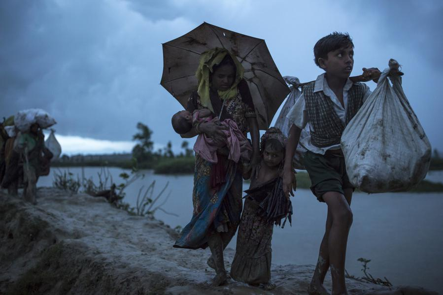 The Rohingya Crisis In Photos