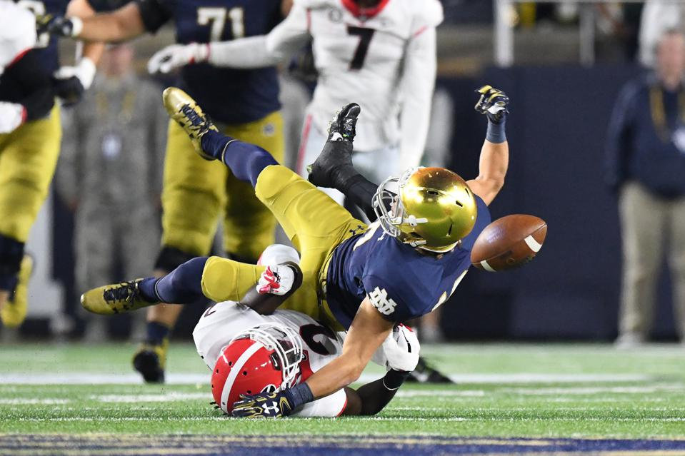 Surely There Are Reasons Georgia Won't Crush Notre Dame, Right?