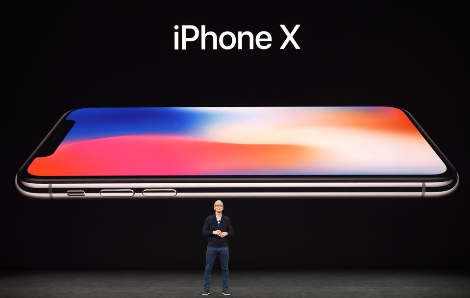 New IPhone X Surprises Reveal Apples Flawed Vision