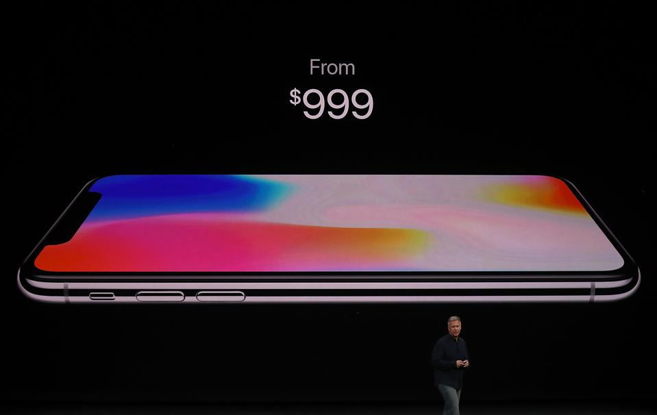 iPhone X Adoption Only A Bit Behind The iPhone 6s