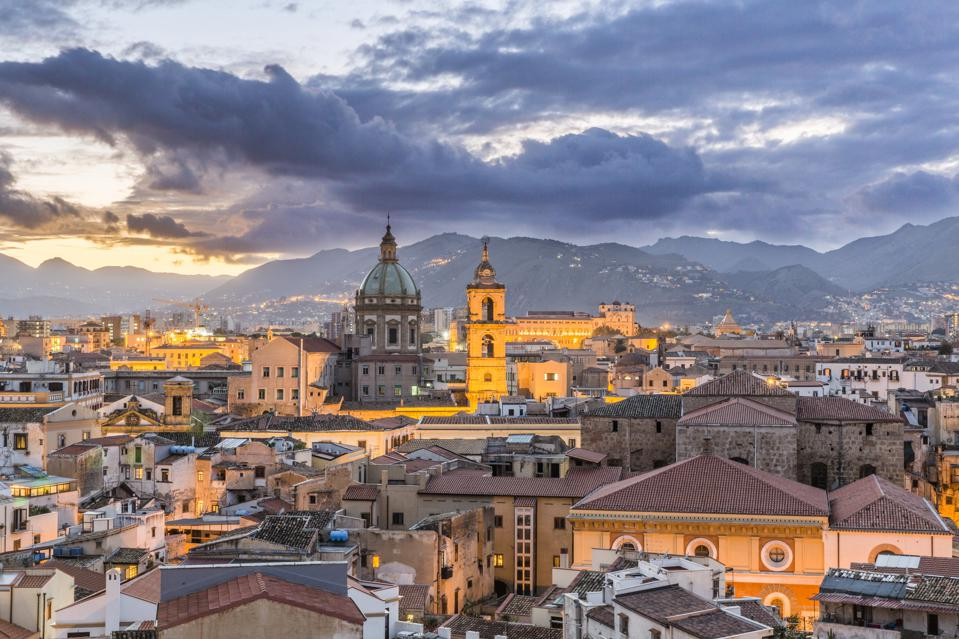 Palermo sicily travel deal coronavirus