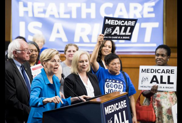 Democrats Yet To Successfully Explain Medicare For All
