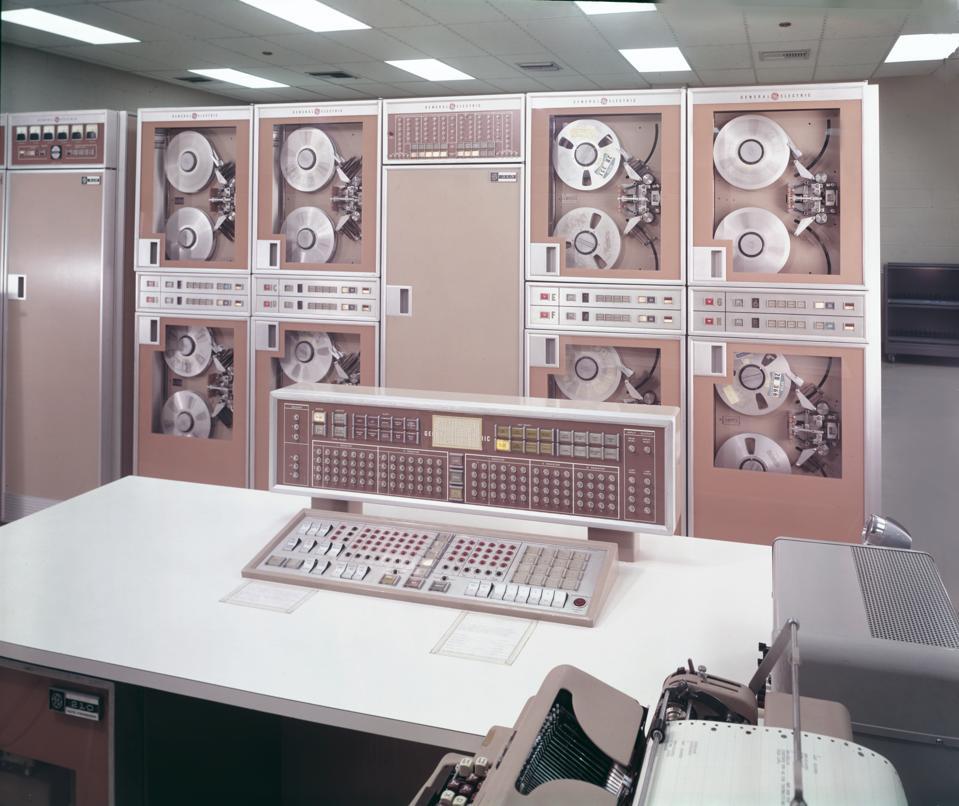 A Vintage Computer 1960.