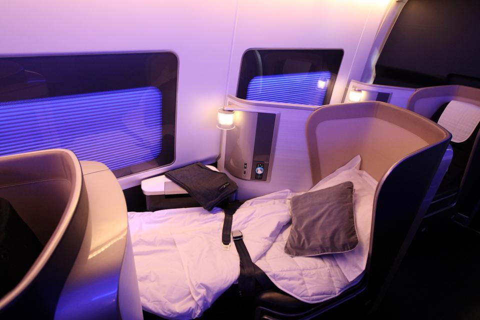 British Airways Feature