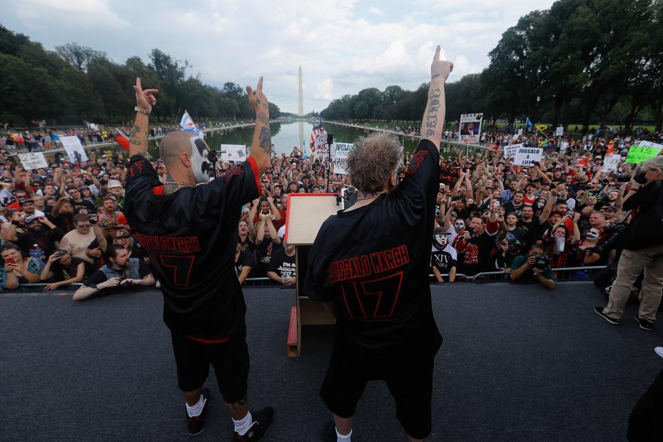 Juggalo March On Washington