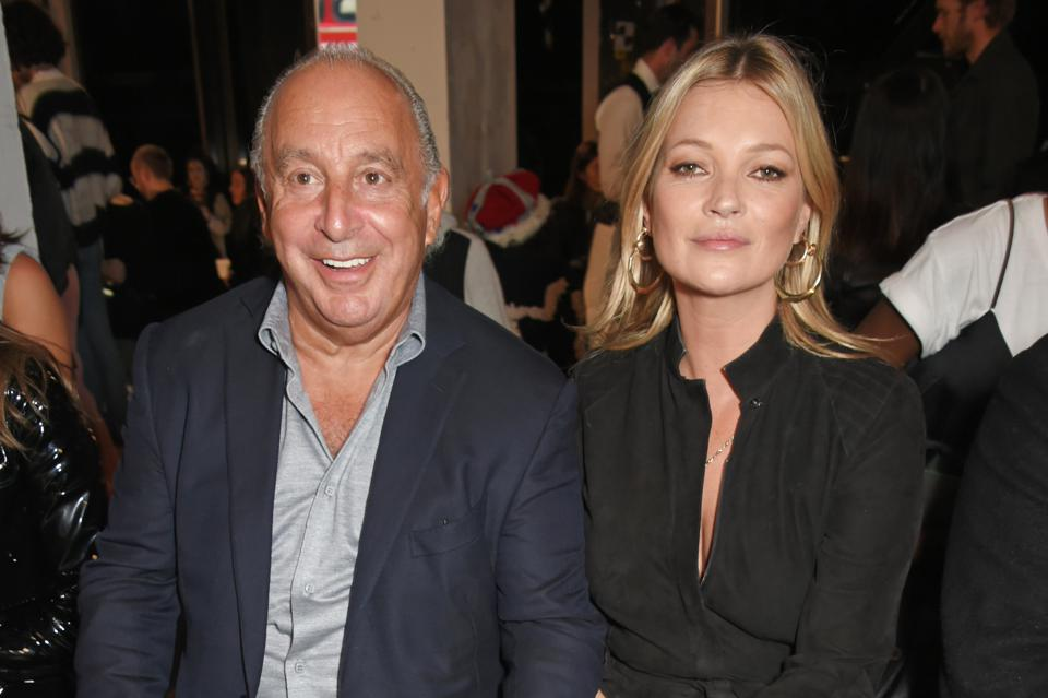 British Politician Tells Sir Philip Green That Shop Staff Pensioners 'Have The Right' To His Wealth