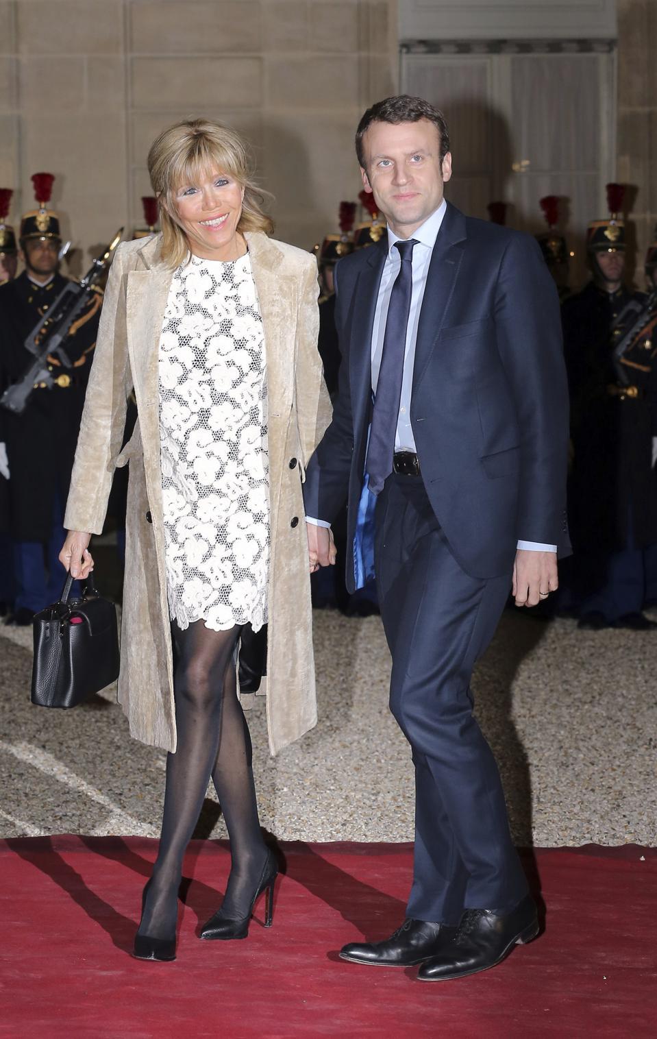 meet brigitte macron france u0027s next first lady