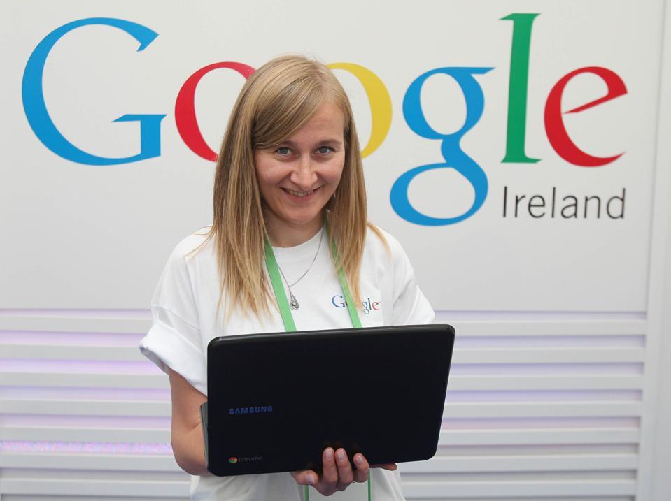 Google's Data centre opened in Dublin