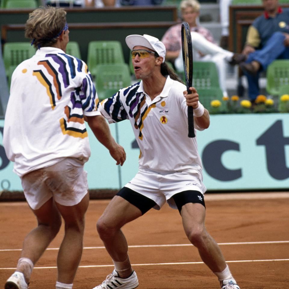 French Open Tennis Championships - Luke Murphy And Murphy Jensen