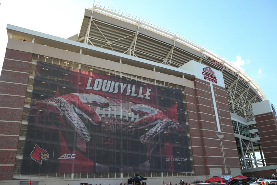 Can Louisville Recoup Naming Rights Settlement With A New Deal?