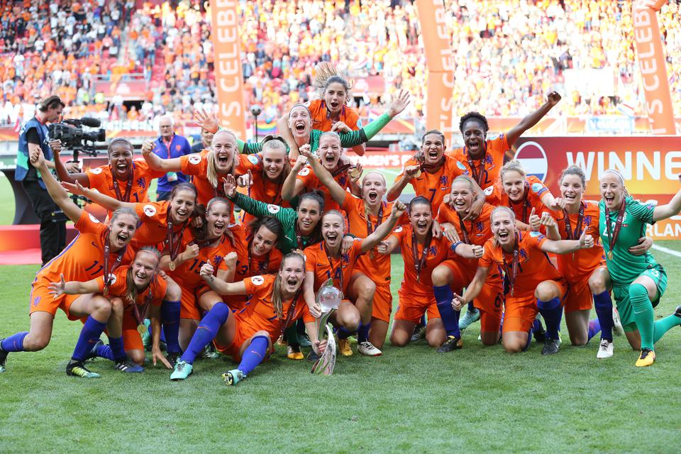UEFA WEURO 2017″Women:The Netherlands v Denmark″