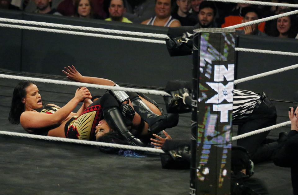WWE NXT Take Over Philadelphia: Shayna Baszler