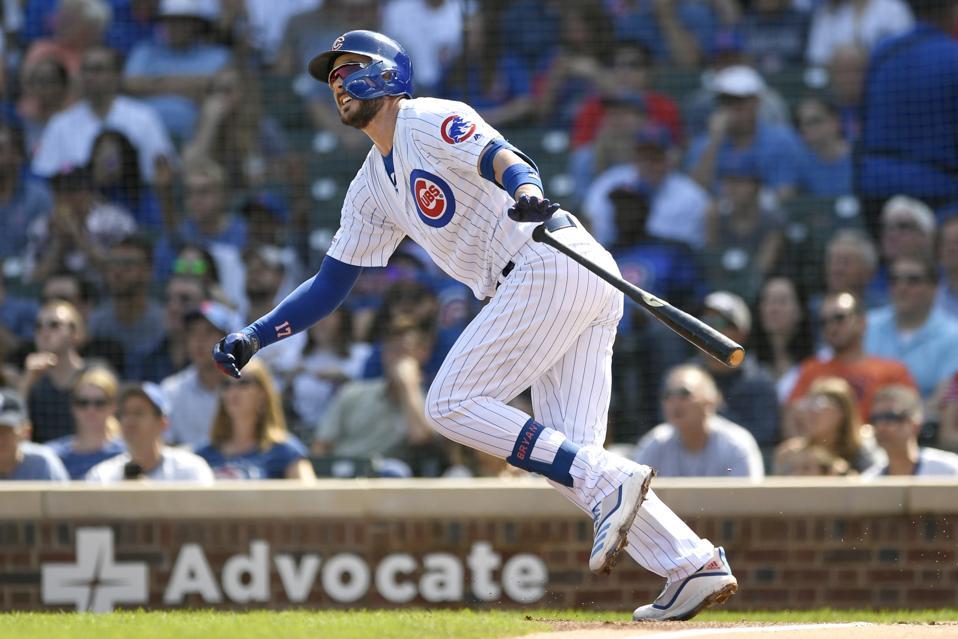Cubs Bryant Baseball