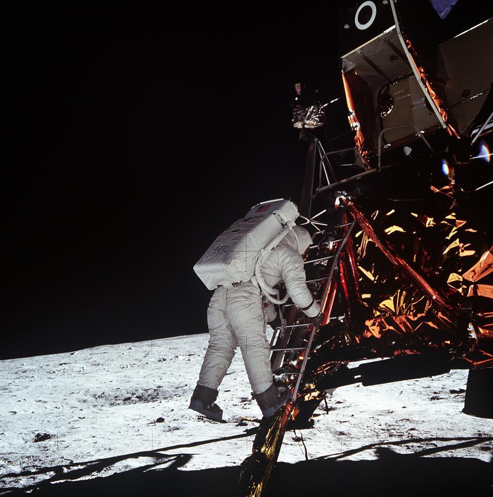 30-årsdagen for Apollo 11 Moon Mission
