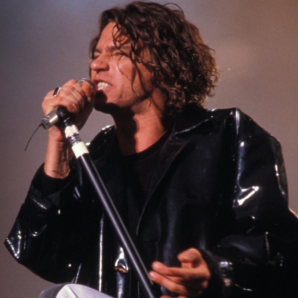 Photo of Michael HUTCHENCE and INXS