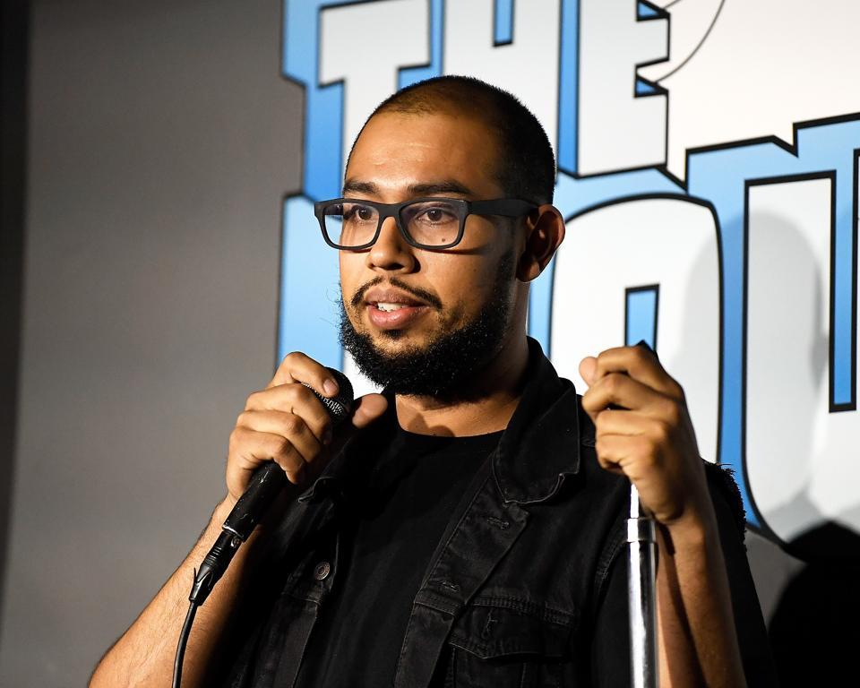 Comedian Jesus Trejo, Ice House Comedy Club (2017)