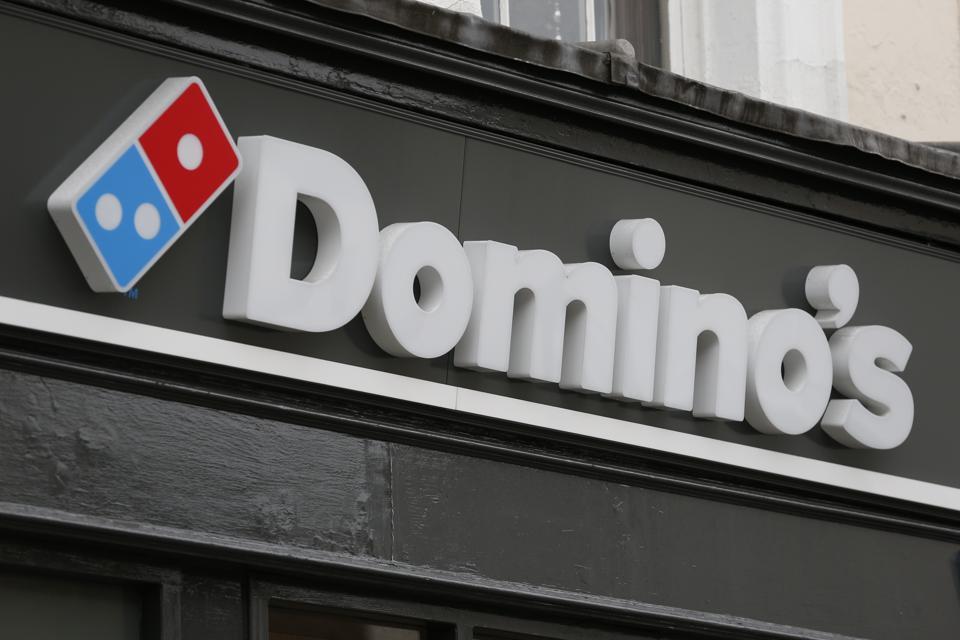 Domino's Pizza stock