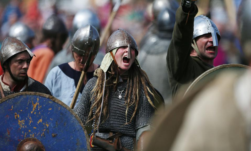 Vikings Brought Leprosy From Scandinavia To Ireland, Research Suggests