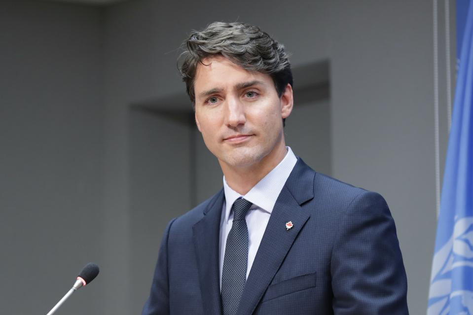 Justin Trudeau Brownface Scandal: Photo Unearthed In The Middle Of His Reelection Campaign
