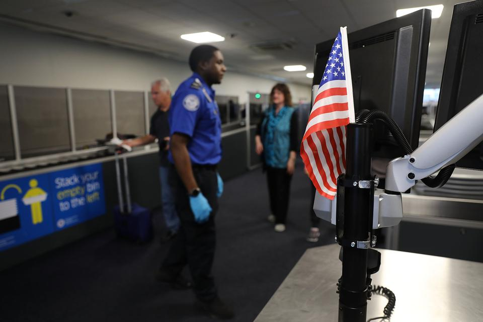 New Rule: Residents In Nine States Will Need Passports For Domestic Flights in 2018
